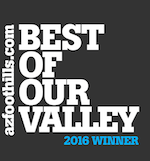 2016 Winner Best of Our Valley