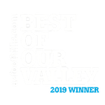 2019 Winner Best of Our Valley