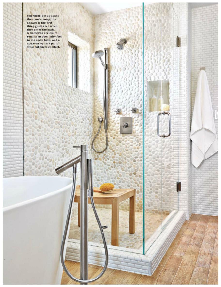Press kitchen bath magazine spring 2015 the suzanne for Spring bathrooms