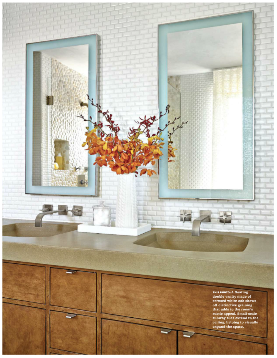 Press Kitchen Amp Bath Magazine Spring 2015 The Suzanne